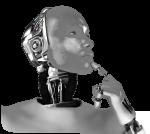 Ross, az első Mesterségesen Intelligens ügyvéd és a Nikkej Hosi Sinicsi irodalmi verseny díjazott robotja