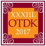 Beszámoló a XXXIII. Országos Tudományos Diákköri Konferenciáról