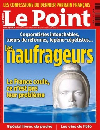 Le Point címlap